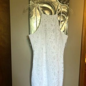 Worn once adorable White summer dress SZ 11/12